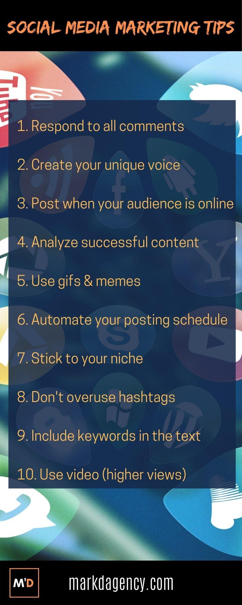 Social media marketing tips (1)