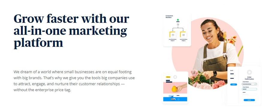 sendinblue ai marketing